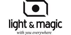 Light and Magic Logo
